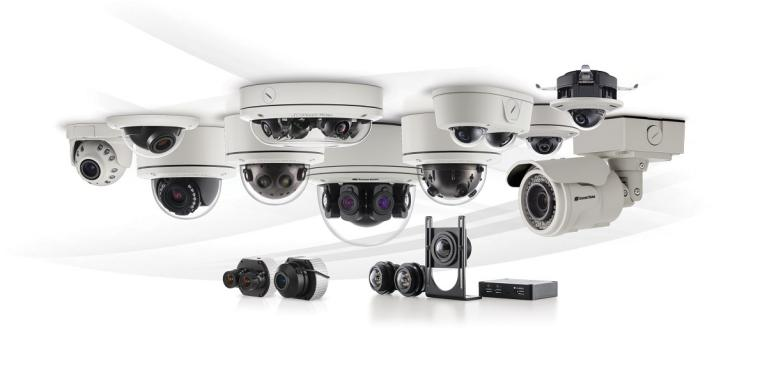 The largest camera selection IP tailored to your industry